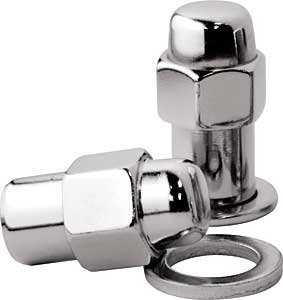 Billet Specialties 999995 Closed-End Mag Shank Lug Nuts 1/2''-20 Thread