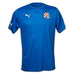 Dinamo Zagreb - Camiseta de la equipación local de fútbol del Dynamo Zagreb (temporada 2011-2012) Talla:Adult Small: Amazon.es: Deportes y aire libre