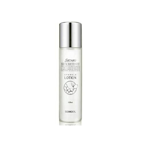 Sidmool Saccharo Skin Science Sparkle Toner & Lotion 128ml/4.22oz K-beauty