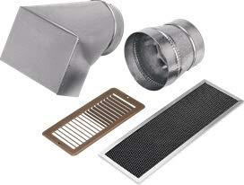 - Ductless Conversion Kit for Broan 390CFM or Ascension 350 CFM Ventilator