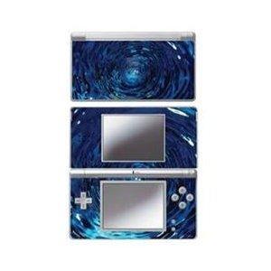 MightySkins Protective Vinyl Skin Decal Cover Sticker for Nintendo DS Lite - Blue Vortex ()