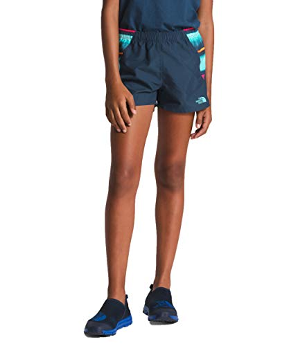 - The North Face Kids Girl's Class V Water Shorts (Little Kids/Big Kids) Blue Wing Teal Small
