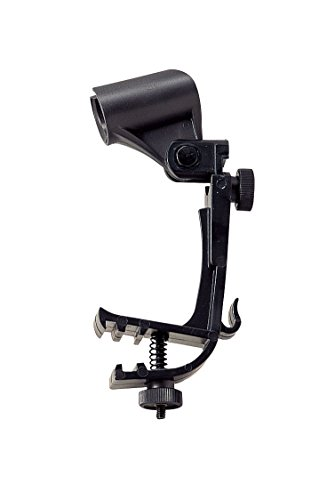 Microphone Drum Clamp - Samson DMC100 Drum Microphone Clip 3-Pack