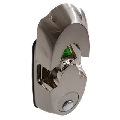 NX4 Biometric Deadbolt in Satin Nickel by Actuator Systems