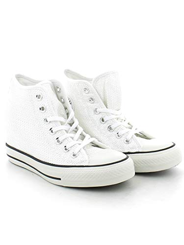 Sneakers Mujer Converse Bianco 556783c Converse 556783c xwqw6FCP