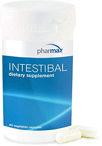 Pharmax – Intestibal (Formerly Pyloricin) – Supports Optimal Digestive and Intestinal Health* – 60 Vegetable Capsules