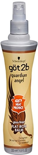 got2b Guardian Angel Flat Iron Balm, Gloss Finish 6.80 oz Pack of 5