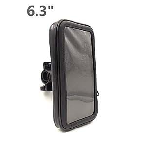 """OXOX motocicletas y bicicletas 6.3 """"tel¨¦fono m¨®vil bolso de la manga del soporte bolsa impermeable para samsung i9200 y productos del mismo"""