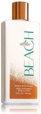 Bath & Body Works Shea & Vitamin E Lotion At The Beach