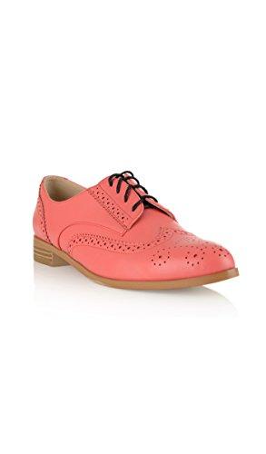 Yull Shoes - Zapatos con cordones BRIGHTON E17 - Mujer Rosa