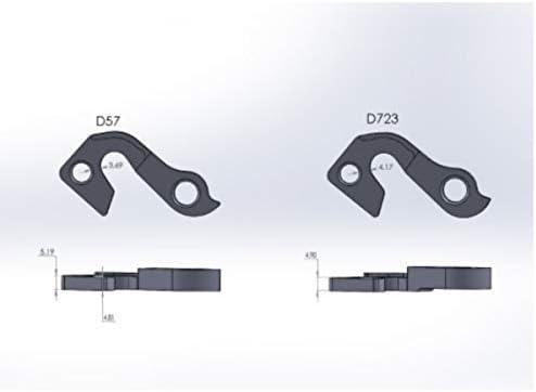 Pilo D723 - Percha para desviador para Bicicletas GT Avalanche ...