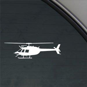 OH 58 Kiowa Scout Helicopter Decal Window Sticker
