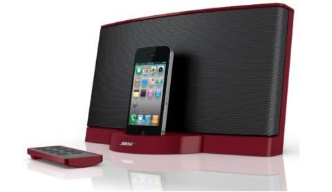 - Bose SoundDock® Series II Digital Music System (Red)