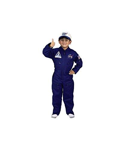Flight Suit Costume - Child Costume - Medium (8-10) (Nasa Flight Suit Costume)
