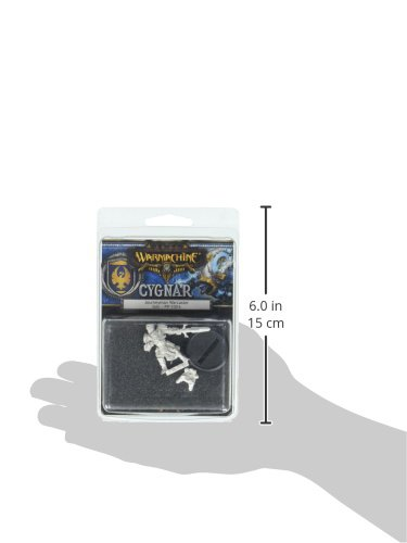 Privateer Press Cygnar Journeyman Warcaster Model Kit PIP31016