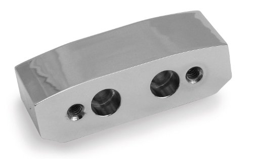 [Pro-One Performance Motor Spacer - Chrome Thick 1-1/4in. 204530] (Pro One Chrome Billet)