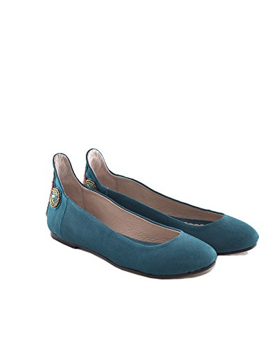 Para Mujer Azul De Bailarinas Pepe Ante Jeans xwnqzCIv1