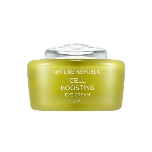 Cheap Nature Republic Cell Boosting Eye Cream 25ml Premium Wrinkle Care Firming Eye Cream