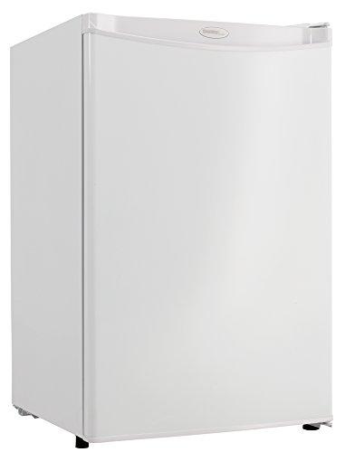 (Danby DAR044A4WDD-3 4.4 cu. ft. Mini Refrigerator in White )