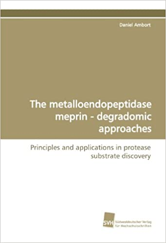 The metalloendopeptidase meprin - degradomic approaches: Principles and applications in protease substrate discovery