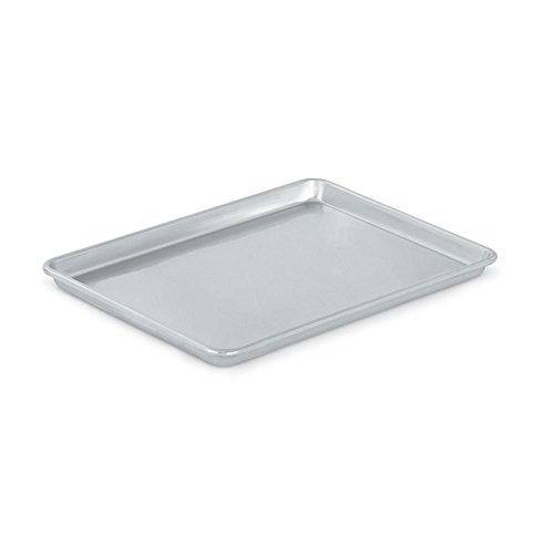 - Vollrath 5303 Wear-Ever Half-Size Sheet Pan, 18-Inch x 13-Inch, Closed-Bead, Aluminum