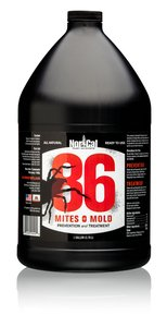 NorCal Plant Nutrients 705608 86 Mites and Mold 1 Gallon RTU by NorCal Plant Nutrients