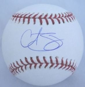 Red Sox Curt Schilling Signed Oml Baseball Steiner - Authentic Signed Autograph ()