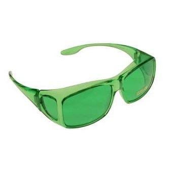 Color Therapy Glasses Fits Over Prescription Glasses - Prescription Changing Lenses