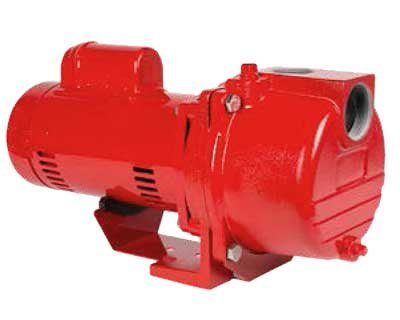 Red Lion Self-Priming Sprinkler Pump, RL-SPRK150, 1.5 Hp