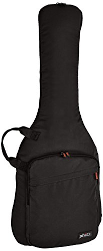 Phitz Electric Guitar Case Black