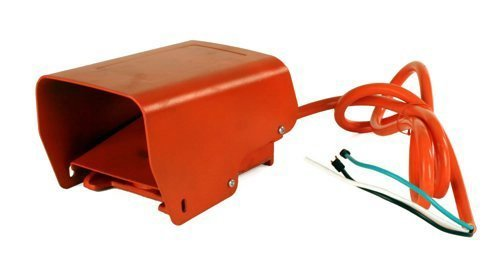 SDT 36642 Foot Pedal Switch Fits SDT 300 and RIDGID 300 and 535 Pipe Threaders by Steel Dragon Tools