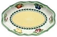 Villeroy & Boch French Garden Fleurence Pickle Dish/Gravy Stand