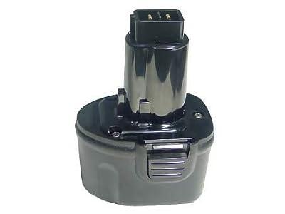 [7.20V (Compatible with 7.40V),1500mAh,Ni-Cd], Replacement Power Tools Battery for DEWALT DW920K, DW920K-2, DW925K, DW925K-2, DW968K, Compatible Part Numbers: DE9057, DE9085, DW9057