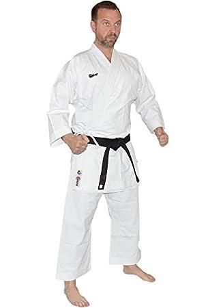 S.B.J - Sportland Smai SX Kata Silver de Karate/Karate Traje ...