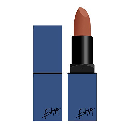 BBIA Last Lipstick Red Series 4, Velvet Matte, Soft Beige Brown (16 SENTIMENTAL) 0.12 Ounce ()
