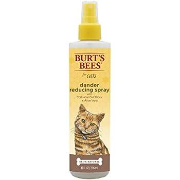 Amazon Com Burt S Bees For Cats Natural Dander Reducing