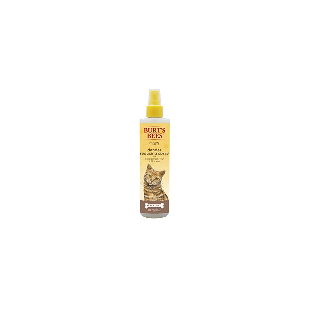 Burt S Bees For Cats Dander Reducing Spray With Colloidal