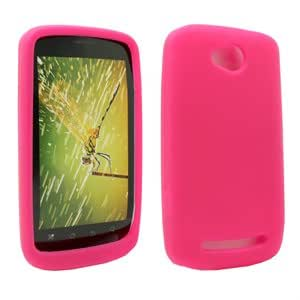 MultiPro Magenta Pink Gel Skin for Coolpad Quattro 4G - ILS-CP5860-PI (<b>Packaged</b>)