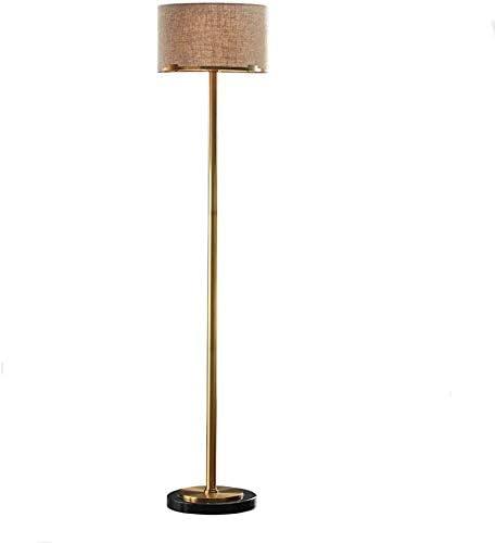 H.yina Lámparas de pie Lámpara de pie Estudio posmoderno Dormitorio Dormitorio Lámpara de pie Vertical cálida Creativa: Amazon.es: Hogar