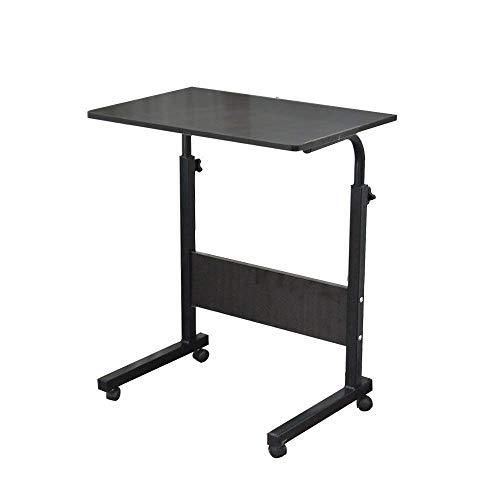 "Soges 31.5"" Adjustable Mobile Desk Portable Laptop Table C"