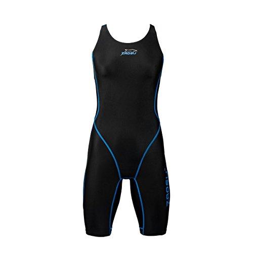 blu Bagno Competizione black Da Costume Zaosu Z Nero qZWU0Ax