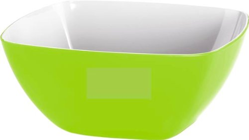 Emsa Vienna Bowl, Two Colors, Light Green, Serving Bowl, Dish, 507166