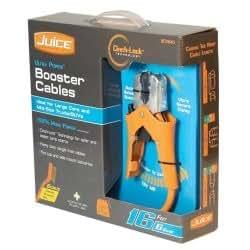 6calibre 16pies zumo–cables de arranque con cinch-lock herramientas equipo herramientas de mano