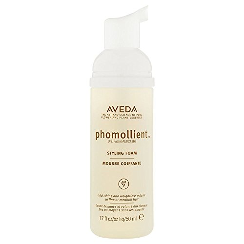 AVEDA Phomollient Styling Foam 50ml (PACK OF 4) by AVEDA