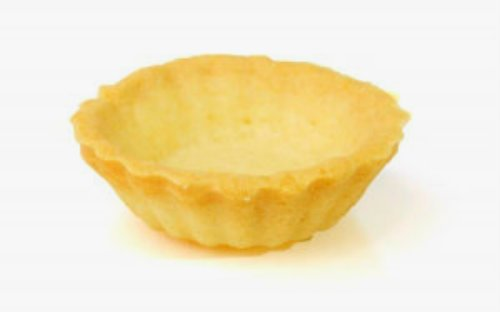 Mini Butter Tart Shell Tartlet Neutral Mini - 1.75'' - 216 pces