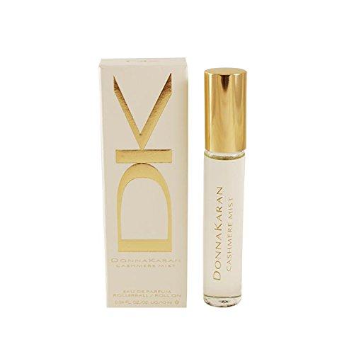 Donna Karan Cashmere Mist Eau de Parfum for Women, Rollerball, 0.34 Ounce Donna Karan Cashmere Mist Body