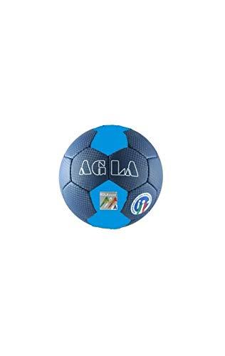 AGLA - Balón de Balonmano Oficial Unisex para Adulto, Color Azul ...