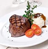 Organic Tenderloin Steak - One 8 oz. Organic Grass-Fed Steak
