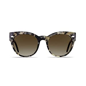 Raen Women's Maude Cateye Sunglasses, Chateau, 55 mm