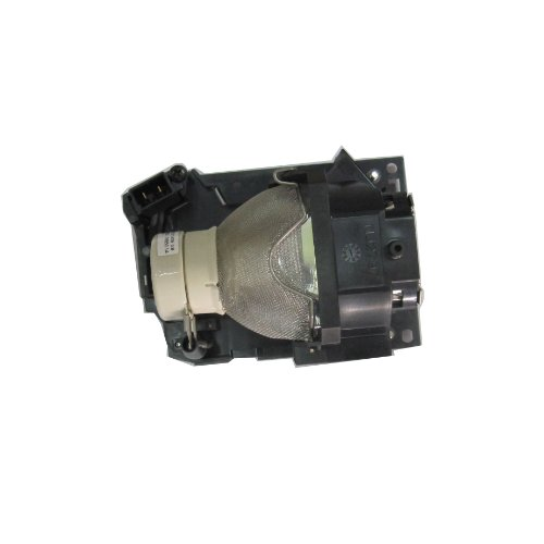 Xl1550u Projector - LCD Projector Replacement Lamp Bulb Module For Mitsubishi XL1550U XL1520 With Housing Cage